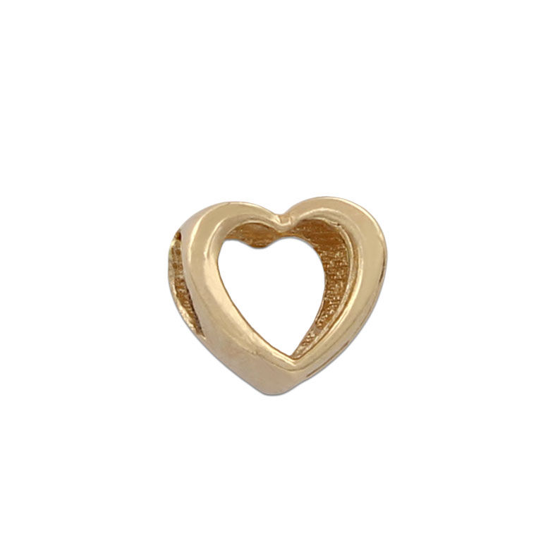 CHARMS CORAZON ORO 18KL
