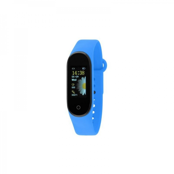 Reloj Smartwatch Azul Fluor Collection Nowley 21-2025-0-5