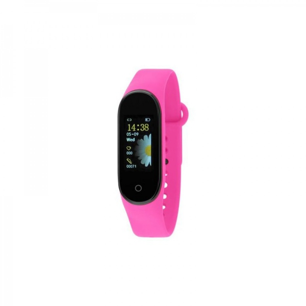 Reloj Smartwatch Rosa Fluor Collection Nowley 21-2025-0-3